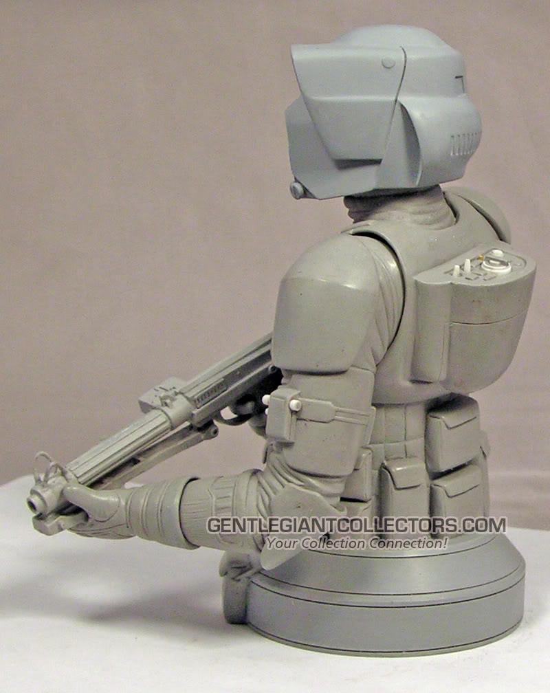 Gentle Giant - Commander Faie mini bust PG Gift 2010 Ggcfai10