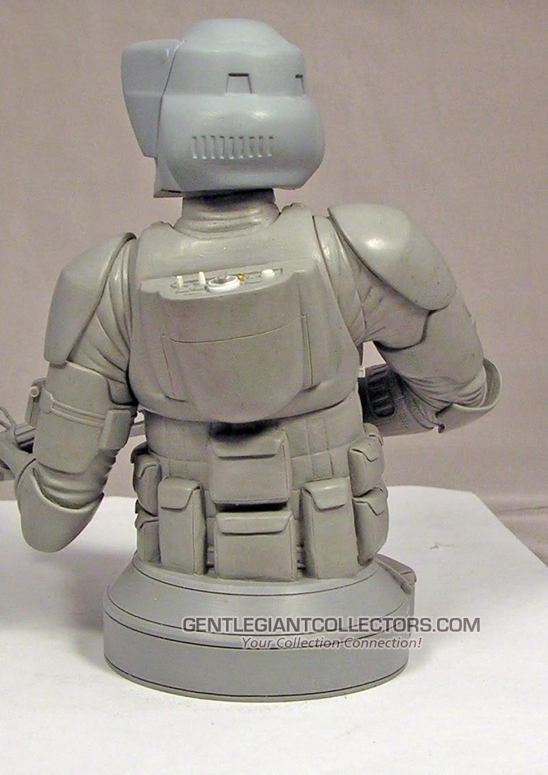 Gentle Giant - Commander Faie mini bust PG Gift 2010 Ggcfai12