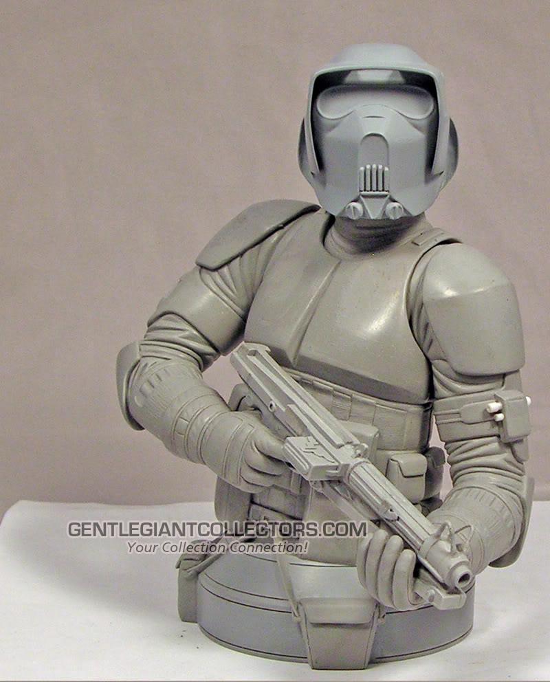 Gentle Giant - Commander Faie mini bust PG Gift 2010 Ggcfai13