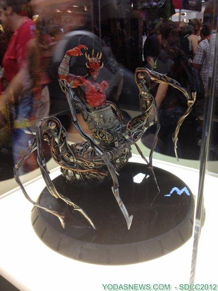 Gentle Giant - Clone Wars - Darth Maul Spider Statue Ggcwma10