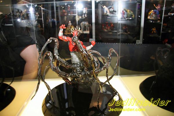 Gentle Giant - Clone Wars - Darth Maul Spider Statue Ggcwma11