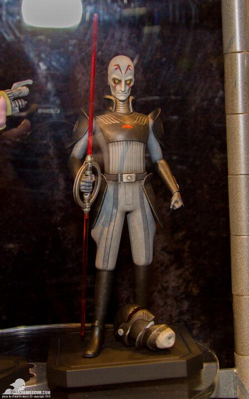 Gentle Giant - Star Wars Inquisitor Delux Maquette PGM Exclu Gginqu10