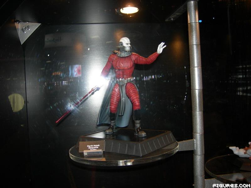 Gentle Giant - Darth Malak -  Maquette - Statue Ggmala11