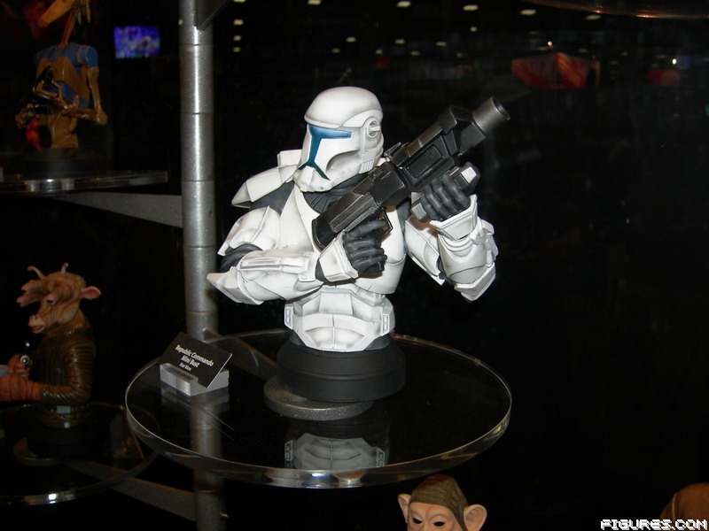 Gentle Giant - Republic Commando Mini-Bust - PGM Exclusive Ggrepc10