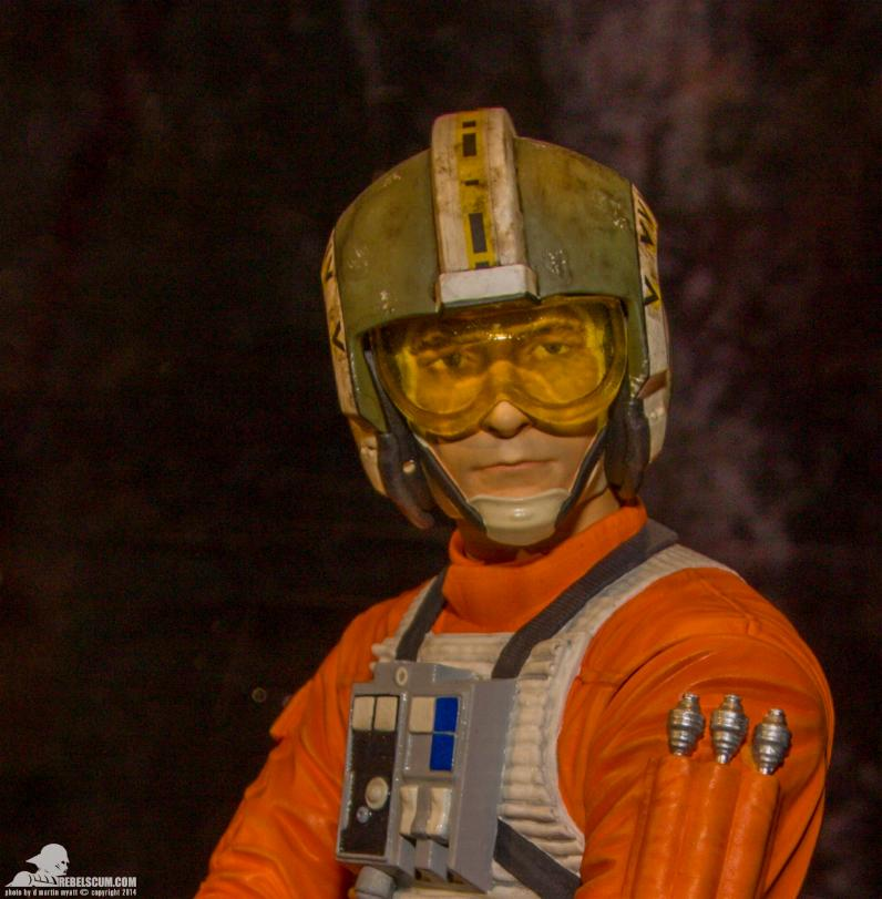 Gentle Giant - Wedge Antilles Mini Bust - PGM Ggwedg12
