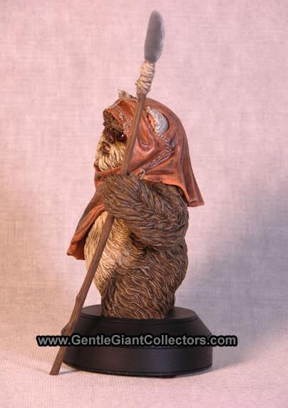 Gentle Giant - Wicket Mini Bust Ggwick11
