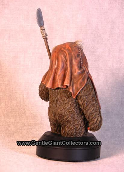 Gentle Giant - Wicket Mini Bust Ggwick12