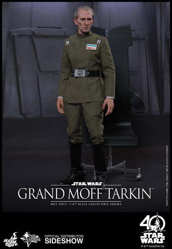 Hot Toys Star Wars - Grand Moff Tarkin Sixth Scale Figure Grand-11