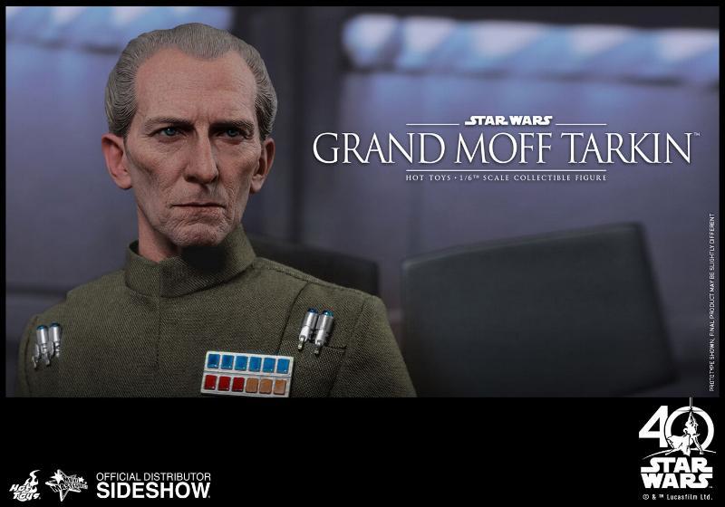 Hot Toys Star Wars - Grand Moff Tarkin Sixth Scale Figure Grand-19