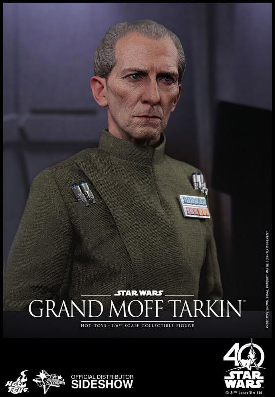 Hot Toys Star Wars - Grand Moff Tarkin Sixth Scale Figure Grand-22