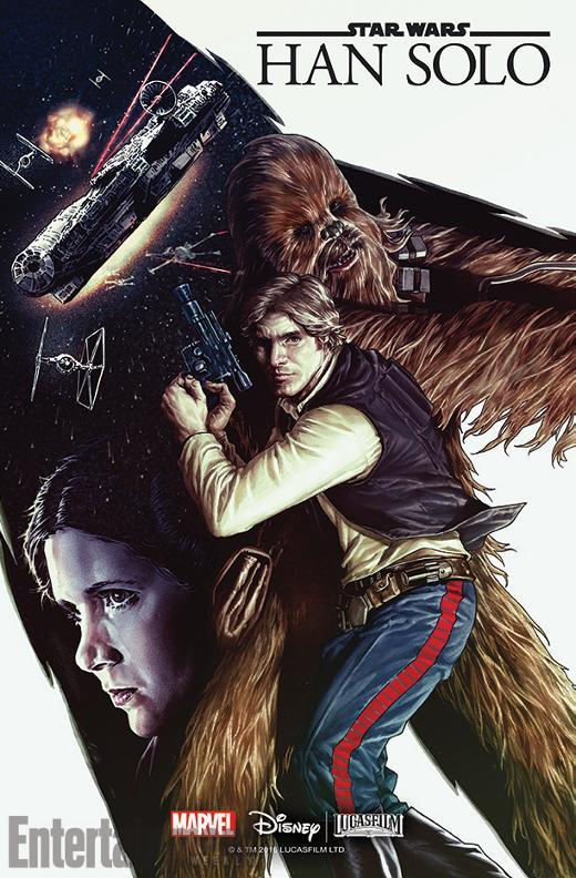 Marvel Comics US - Han Solo H0110