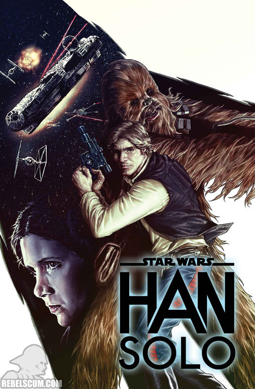 Marvel Comics US - Han Solo H01l10