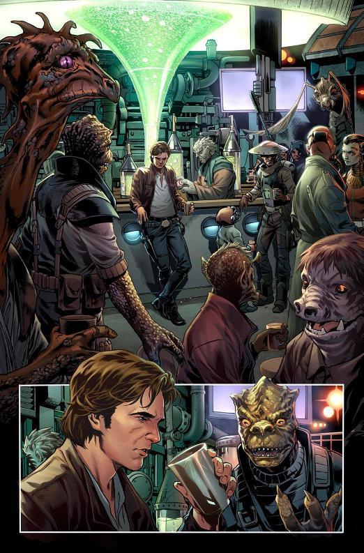Marvel Comics US - Han Solo H0210