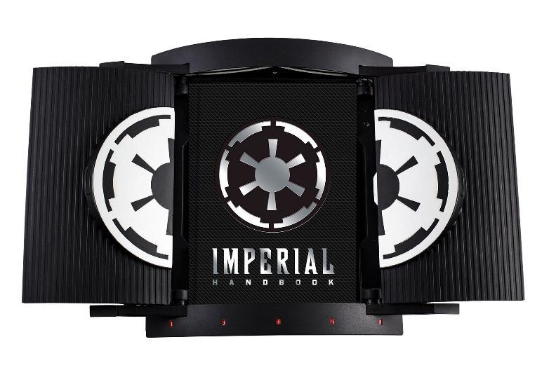 Star Wars: Imperial Handbook - Les carnets de l'Empire H0212