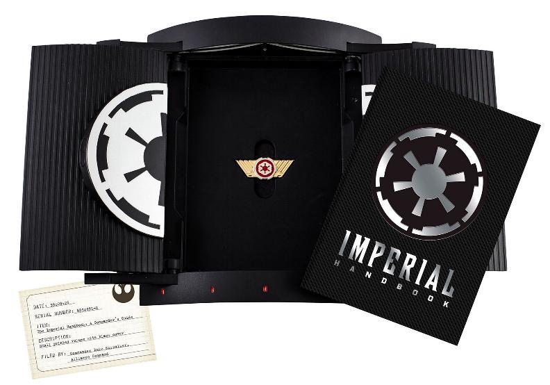 Star Wars: Imperial Handbook - Les carnets de l'Empire H0312