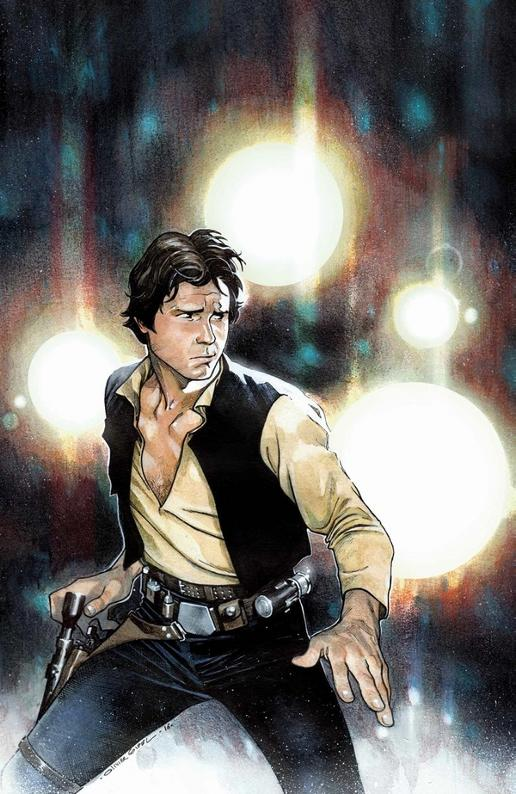 Marvel Comics US - Han Solo H0411
