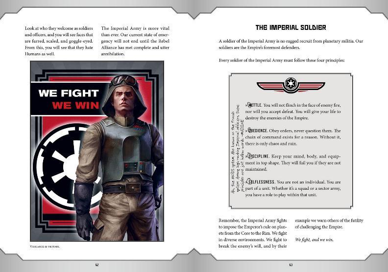 Star Wars: Imperial Handbook - Les carnets de l'Empire H0412