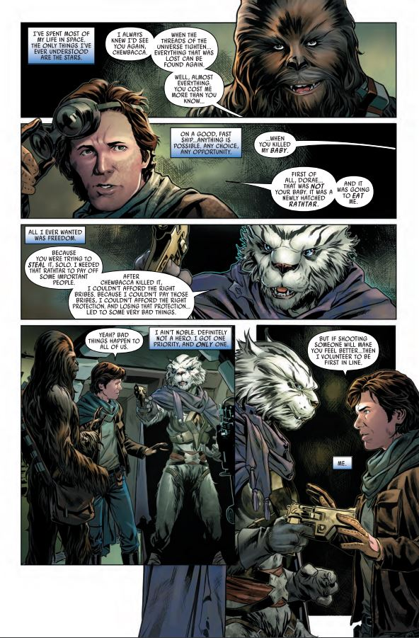 Marvel Comics US - Han Solo H04b10