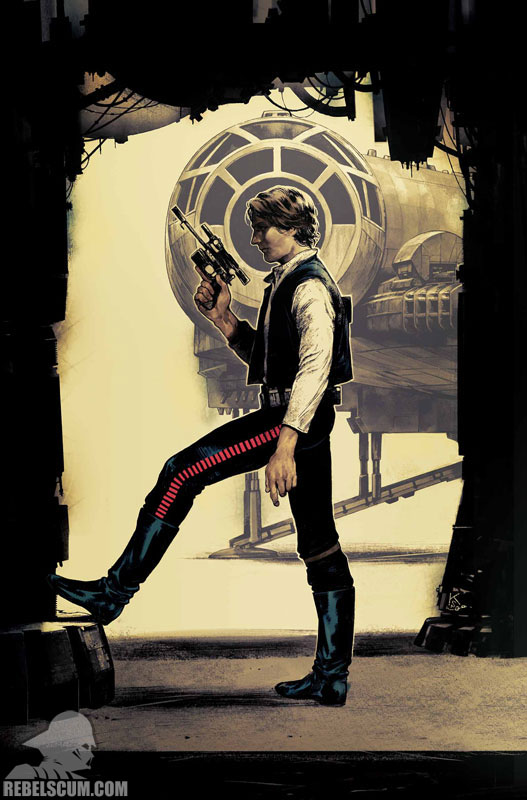 Marvel Comics US - Han Solo H0510