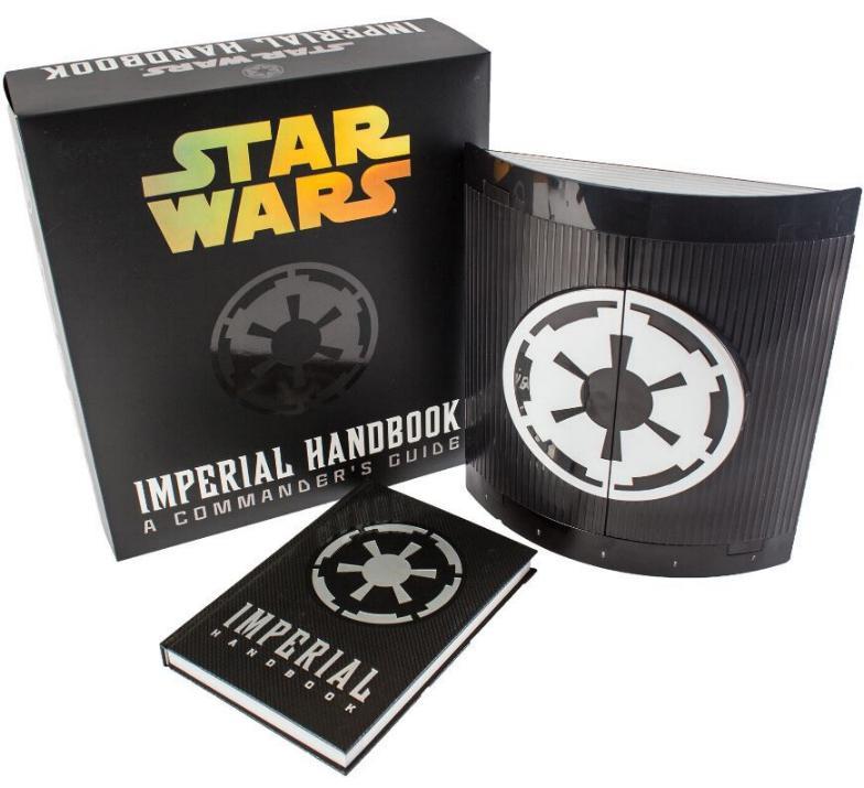 Star Wars: Imperial Handbook - Les carnets de l'Empire H0511