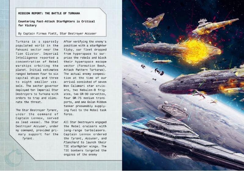 Star Wars: Imperial Handbook - Les carnets de l'Empire H0610