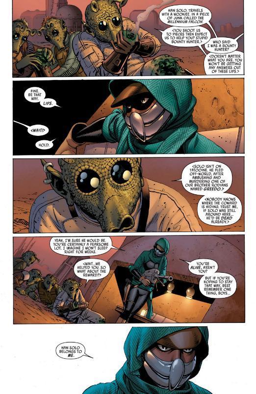 Marvel Comics US - Star Wars  H10