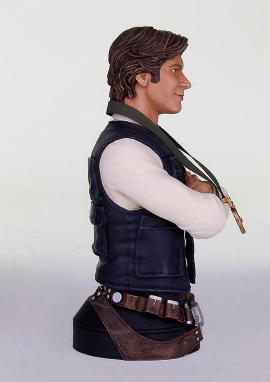 Gentle Giant - Han Solo Hero of Yavin Mini Bust Han-so15
