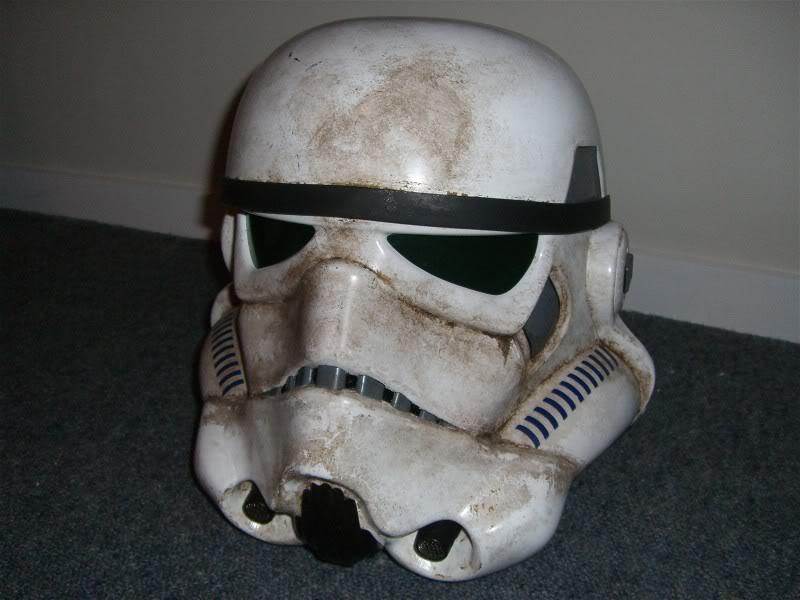 Efx : SandTrooper Helmet Precision Cast Replica Helmet12
