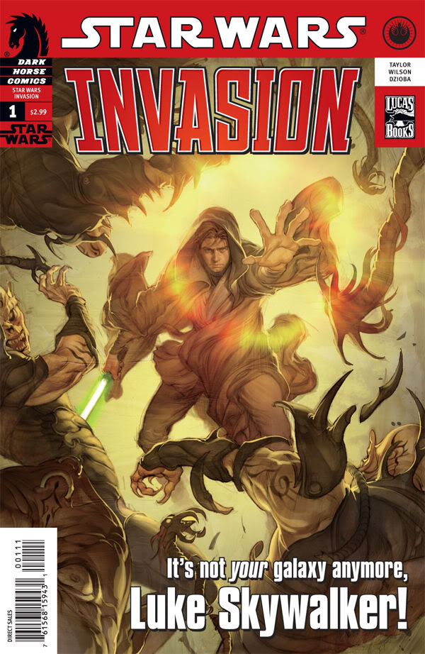 STAR WARS - INVASION (The Yuuzhan Vong Invasion) I0110