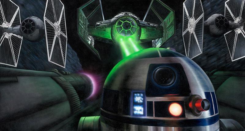 Artwork Star Wars - ACME - I HAVE YOU NOW I_have10