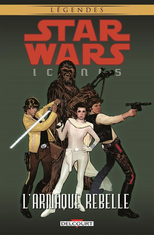 Star Wars - Icones 04 L'arnaque Rebelle Icones10