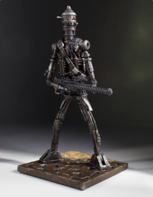 Gentle Giant - IG-88 Collector's Gallery Statue Ig88_010