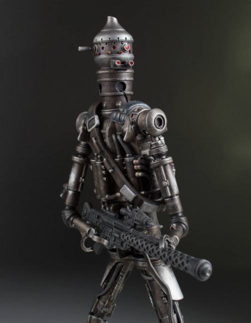 Gentle Giant - IG-88 Collector's Gallery Statue Ig88_011