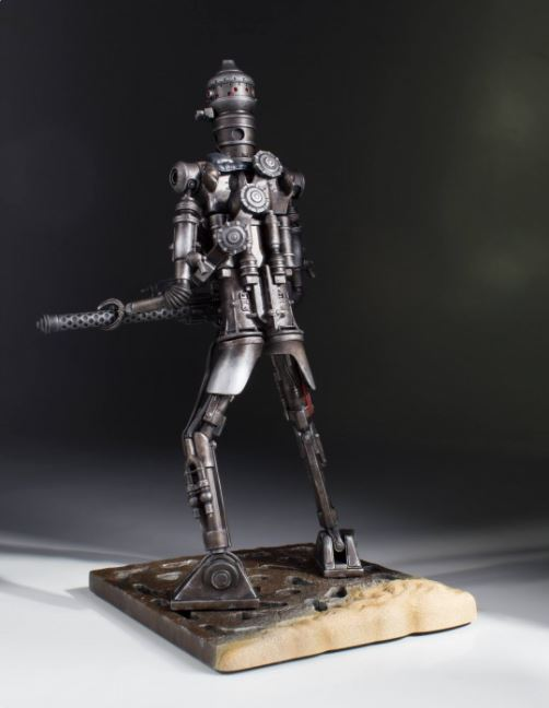 Gentle Giant - IG-88 Collector's Gallery Statue Ig88_012
