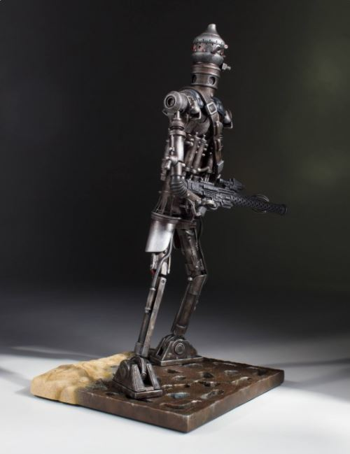 Gentle Giant - IG-88 Collector's Gallery Statue Ig88_013