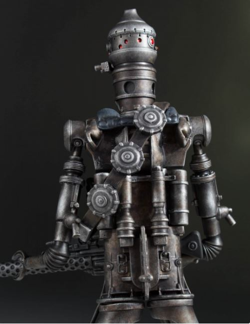 Gentle Giant - IG-88 Collector's Gallery Statue Ig88_014