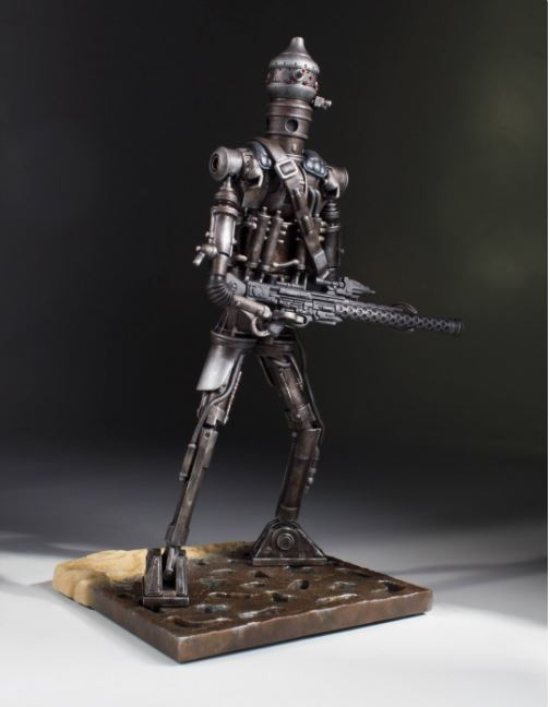 Gentle Giant - IG-88 Collector's Gallery Statue Ig88_015