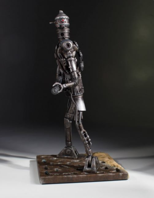 Gentle Giant - IG-88 Collector's Gallery Statue Ig88_016