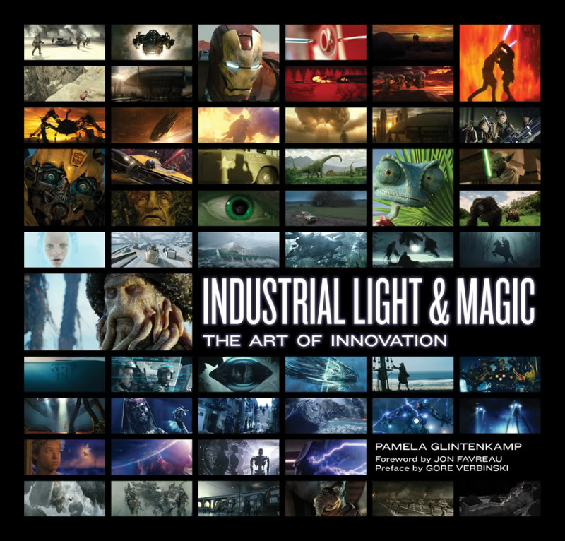 Industrial Light & Magic - The Art of Innovation Ilm0110