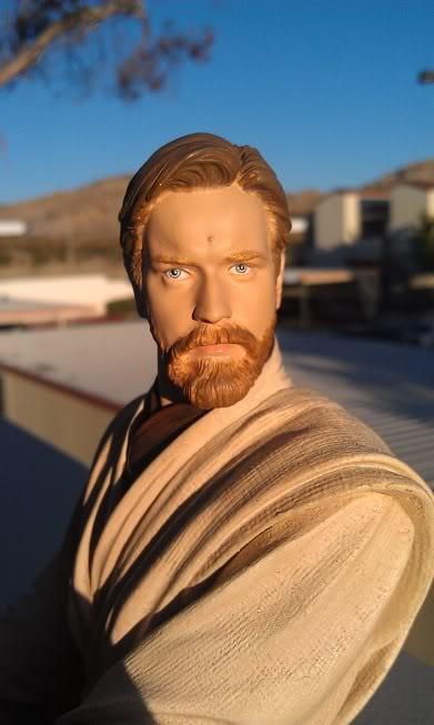 Gentle Giant - Star Wars Episode 3 Obi-Wan Kenobi Bust  Imag0011