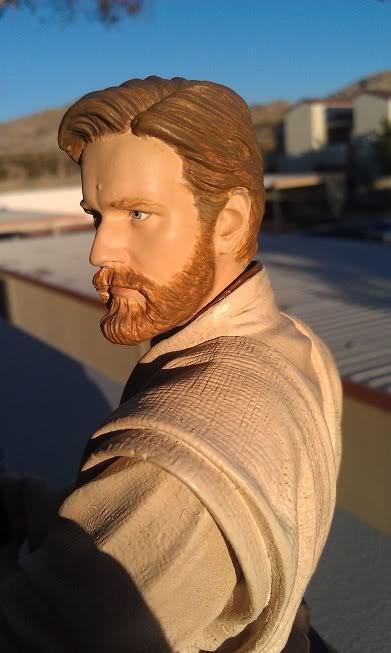 Gentle Giant - Star Wars Episode 3 Obi-Wan Kenobi Bust  Imag0014