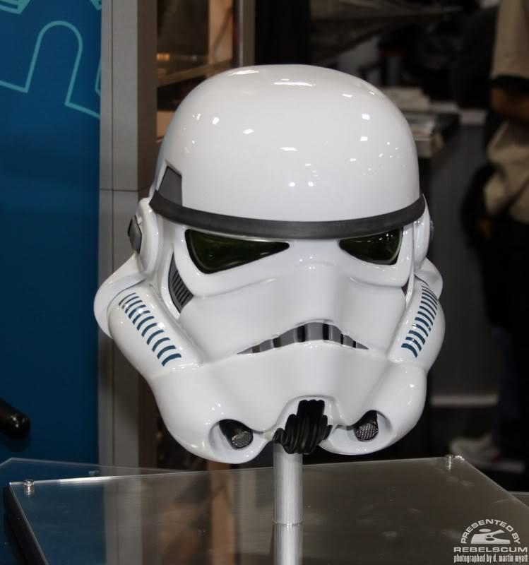 eFx -Stormtrooper Version Legend ANH - Helmet  Img03410