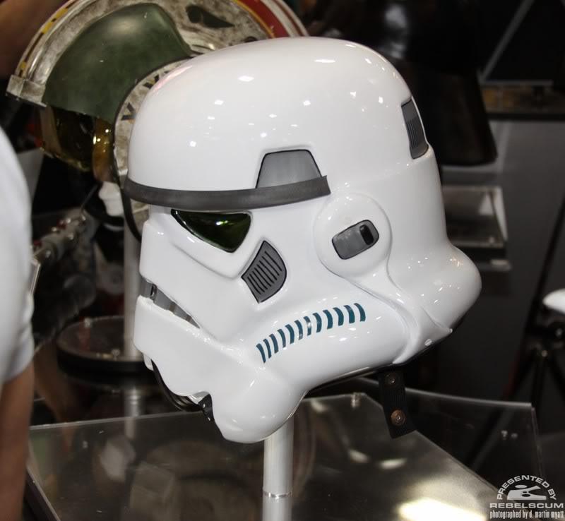 eFx -Stormtrooper Version Legend ANH - Helmet  Img03510