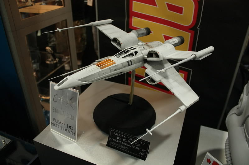 Efx - X-Wing Ralph Mcquarrie Concept - Studio Scale Img43210