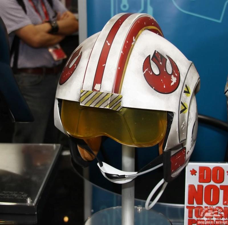 Efx - Luke Skywalker X-Wing Starfighter helmet Img_0313