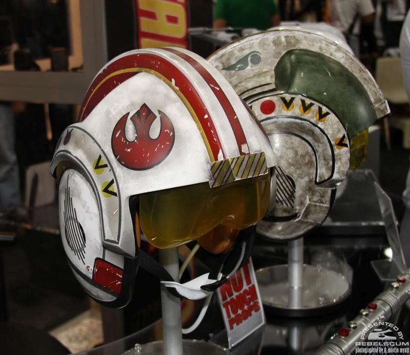 Efx - Luke Skywalker X-Wing Starfighter helmet Img_0314