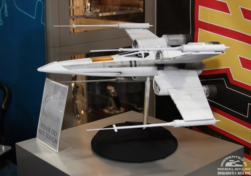 Efx - X-Wing Ralph Mcquarrie Concept - Studio Scale Img_0318