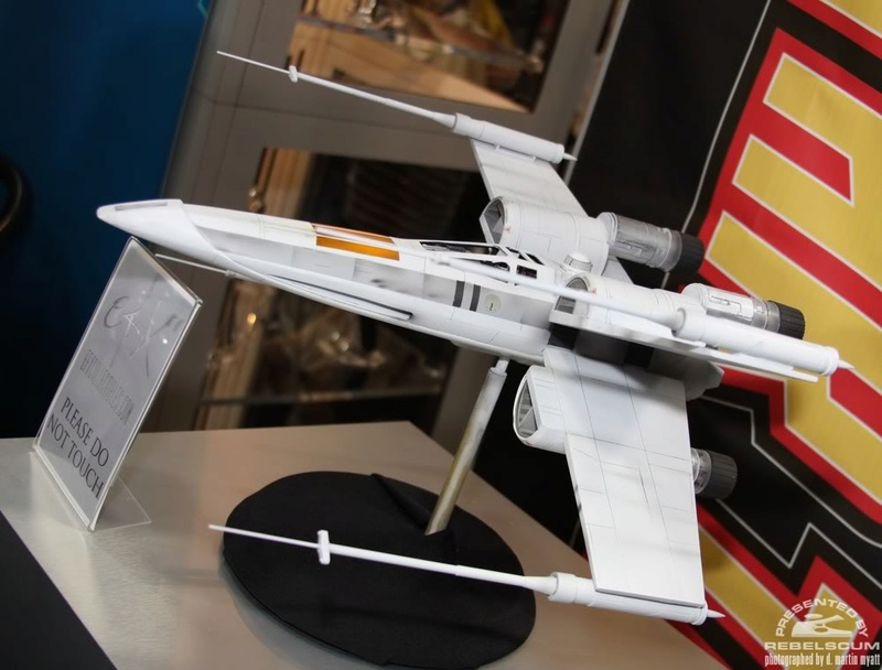 Efx - X-Wing Ralph Mcquarrie Concept - Studio Scale Img_0320