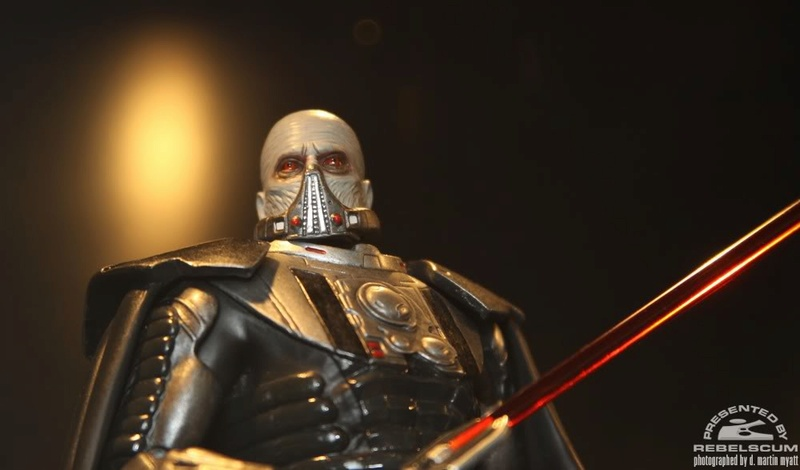 Gentle Giant - Darth Malgus Statue Img_0712