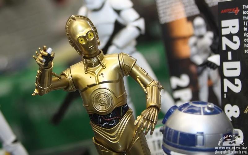 Kotobukiya - C-3PO & R2-D2 Two Pack - ARTFX+  Img_1023